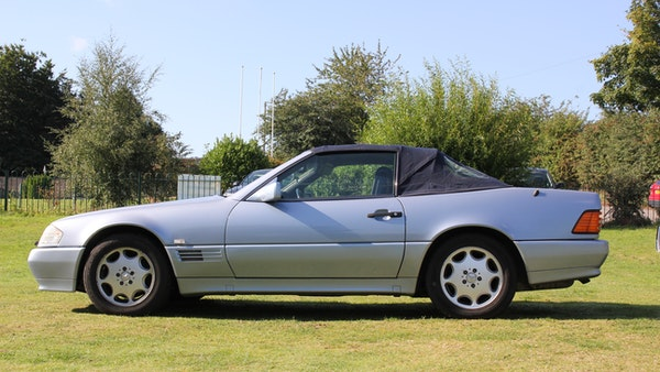 RESERVE LOWERED 1994 Mercedes-Benz SL500 For Sale (picture 17 of 180)