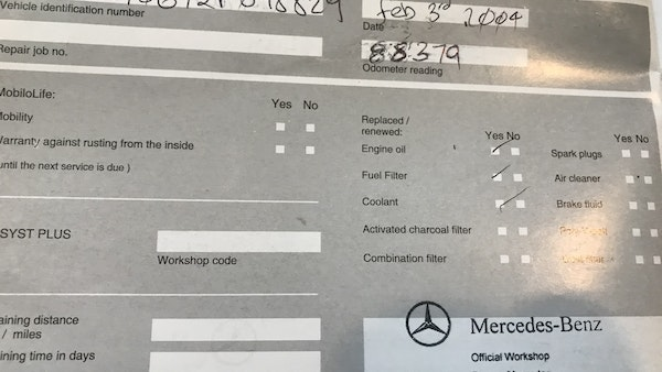 RESERVE LOWERED 1994 Mercedes-Benz SL500 For Sale (picture 177 of 180)