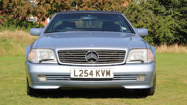 RESERVE LOWERED 1994 Mercedes-Benz SL500 For Sale (picture 11 of 180)