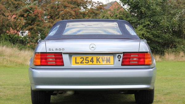 RESERVE LOWERED 1994 Mercedes-Benz SL500 For Sale (picture 30 of 180)