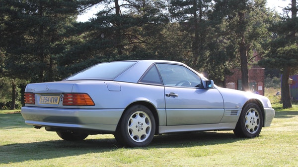 RESERVE LOWERED 1994 Mercedes-Benz SL500 For Sale (picture 6 of 180)