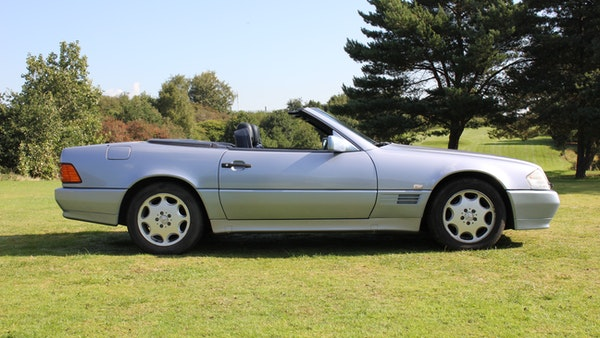 RESERVE LOWERED 1994 Mercedes-Benz SL500 For Sale (picture 21 of 180)