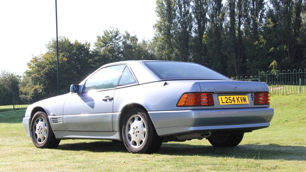 RESERVE LOWERED 1994 Mercedes-Benz SL500 For Sale (picture 9 of 180)