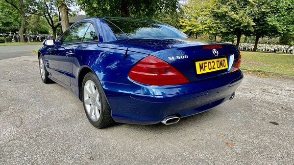 2002 Mercedes-Benz SL500 For Sale (picture 28 of 70)