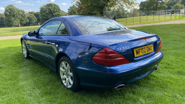 2002 Mercedes-Benz SL500 For Sale (picture 16 of 70)