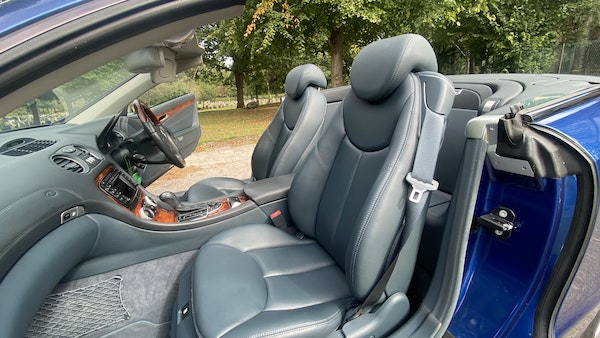 2002 Mercedes-Benz SL500 For Sale (picture 52 of 70)