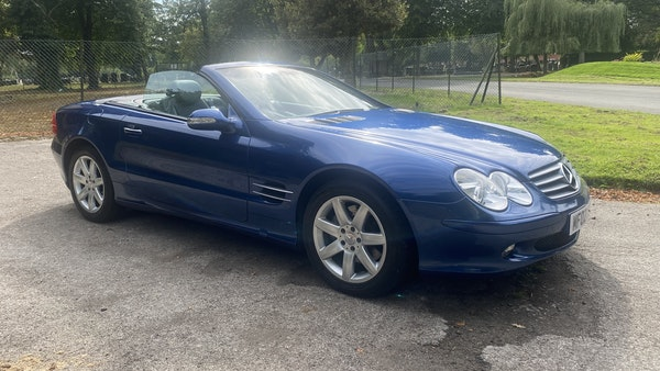 2002 Mercedes-Benz SL500 For Sale (picture 4 of 70)