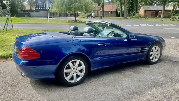 2002 Mercedes-Benz SL500 For Sale (picture 7 of 70)