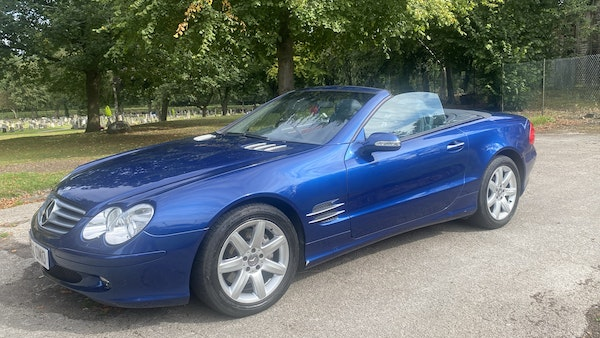 2002 Mercedes-Benz SL500 For Sale (picture 1 of 70)