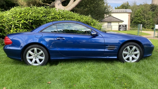 2002 Mercedes-Benz SL500 For Sale (picture 12 of 70)