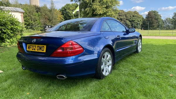 2002 Mercedes-Benz SL500 For Sale (picture 19 of 70)