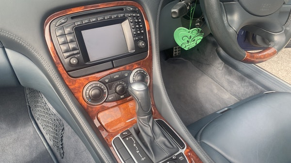 2002 Mercedes-Benz SL500 For Sale (picture 44 of 70)