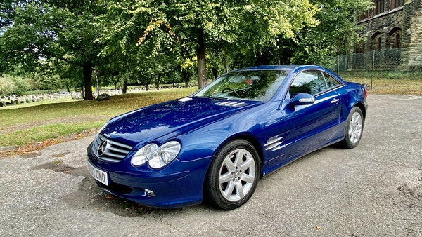 2002 Mercedes-Benz SL500 For Sale (picture 27 of 70)