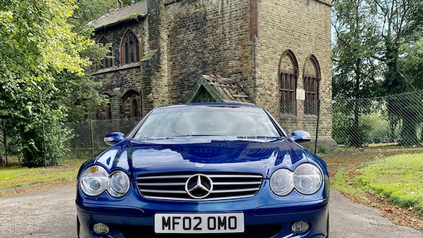 2002 Mercedes-Benz SL500 For Sale (picture 23 of 70)
