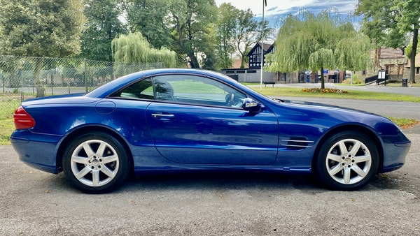2002 Mercedes-Benz SL500 For Sale (picture 24 of 70)