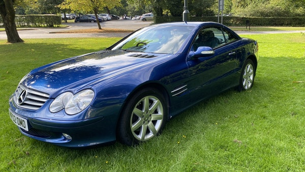 2002 Mercedes-Benz SL500 For Sale (picture 17 of 70)