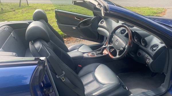 2002 Mercedes-Benz SL500 For Sale (picture 36 of 70)