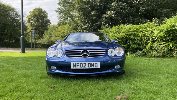 2002 Mercedes-Benz SL500 For Sale (picture 13 of 70)