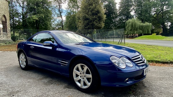 2002 Mercedes-Benz SL500 For Sale (picture 29 of 70)