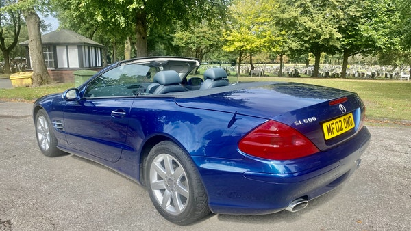 2002 Mercedes-Benz SL500 For Sale (picture 5 of 70)