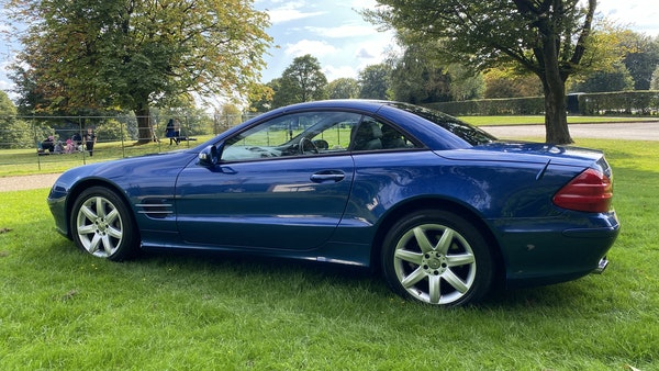 2002 Mercedes-Benz SL500 For Sale (picture 11 of 70)