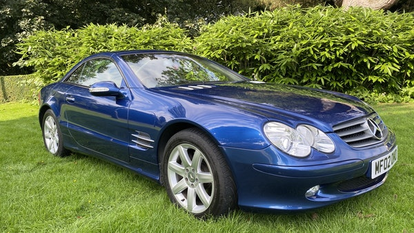 2002 Mercedes-Benz SL500 For Sale (picture 15 of 70)