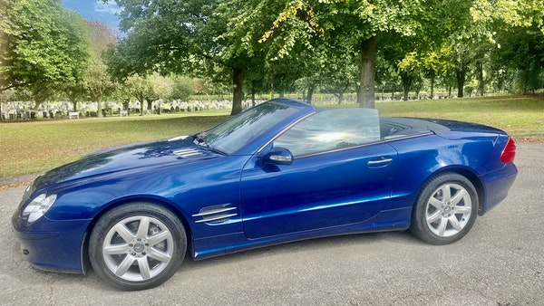 2002 Mercedes-Benz SL500 For Sale (picture 8 of 70)