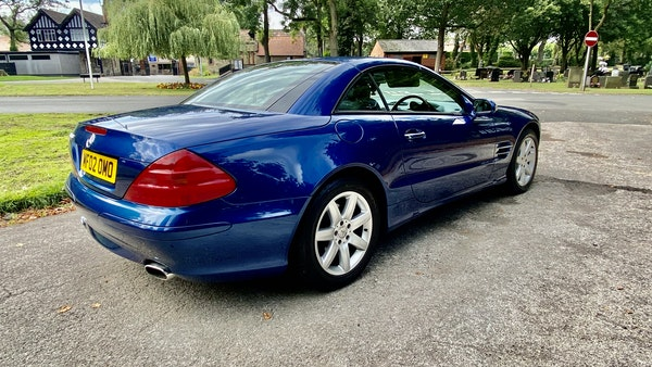 2002 Mercedes-Benz SL500 For Sale (picture 25 of 70)