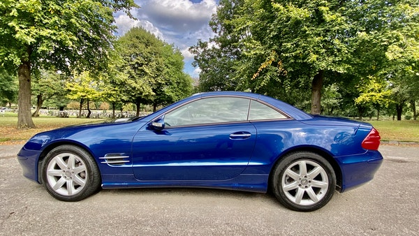 2002 Mercedes-Benz SL500 For Sale (picture 30 of 70)