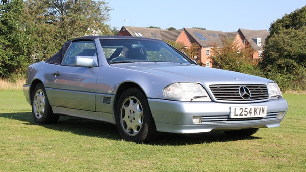 NO RESERVE - 1994 Mercedes-Benz SL500 For Sale (picture 23 of 177)
