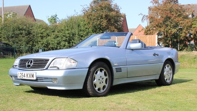 NO RESERVE - 1994 Mercedes-Benz SL500