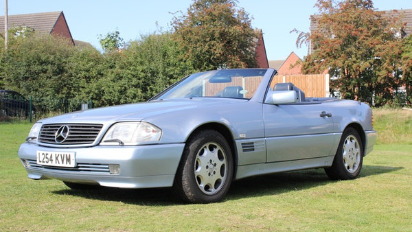 NO RESERVE - 1994 Mercedes-Benz SL500 For Sale (picture 1 of 177)