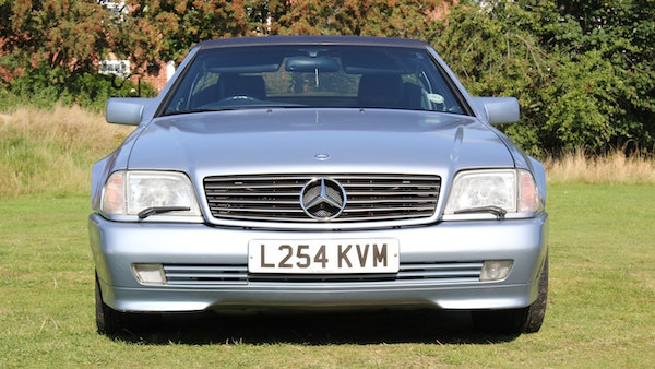 NO RESERVE - 1994 Mercedes-Benz SL500 For Sale (picture 22 of 177)