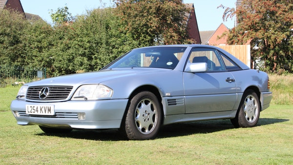 NO RESERVE - 1994 Mercedes-Benz SL500 For Sale (picture 17 of 177)