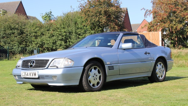 NO RESERVE - 1994 Mercedes-Benz SL500 For Sale (picture 26 of 177)