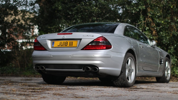 2002 Mercedes Benz SL55 AMG For Sale (picture 11 of 170)