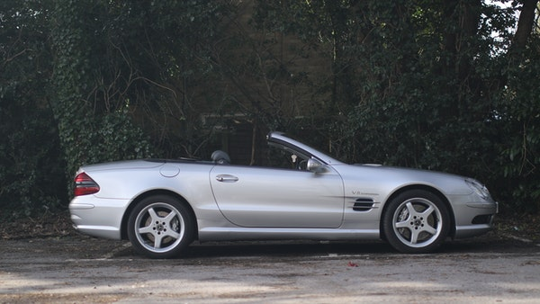 2002 Mercedes Benz SL55 AMG For Sale (picture 5 of 170)