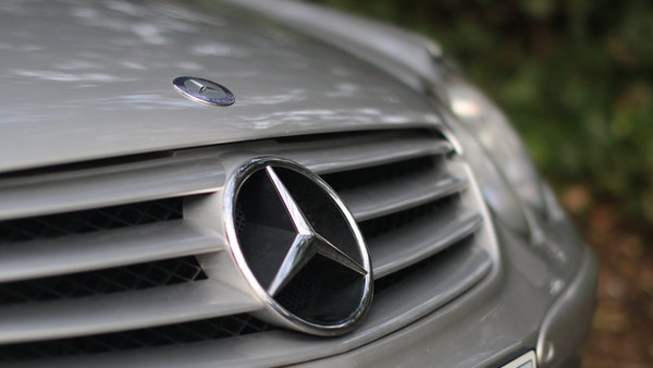 2002 Mercedes Benz SL55 AMG For Sale (picture 57 of 170)