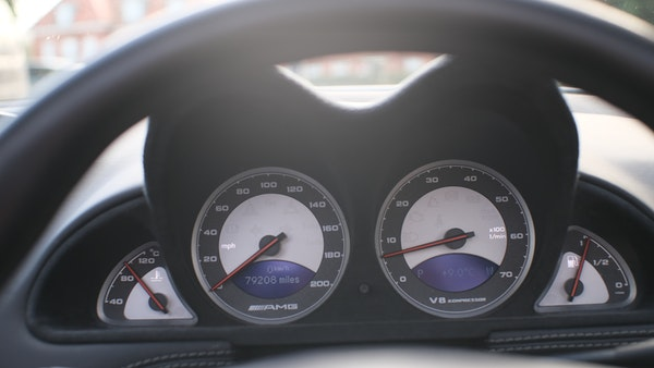 2002 Mercedes Benz SL55 AMG For Sale (picture 36 of 170)