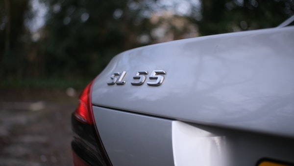 2002 Mercedes Benz SL55 AMG For Sale (picture 61 of 170)