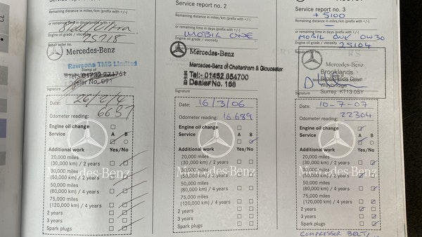 2002 Mercedes Benz SL55 AMG For Sale (picture 123 of 170)