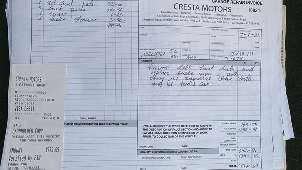 2002 Mercedes Benz SL55 AMG For Sale (picture 126 of 170)