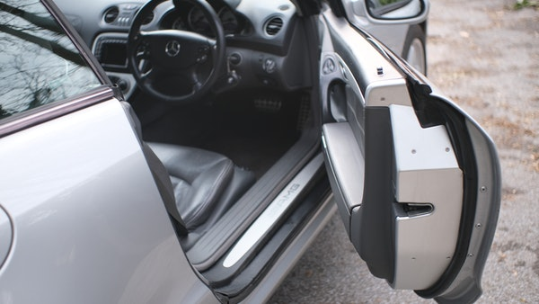 2002 Mercedes Benz SL55 AMG For Sale (picture 20 of 170)