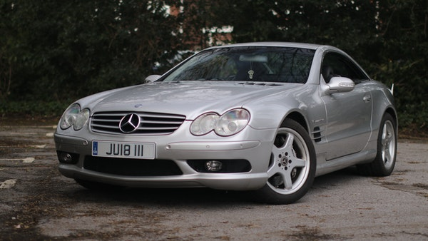 2002 Mercedes Benz SL55 AMG For Sale (picture 9 of 170)