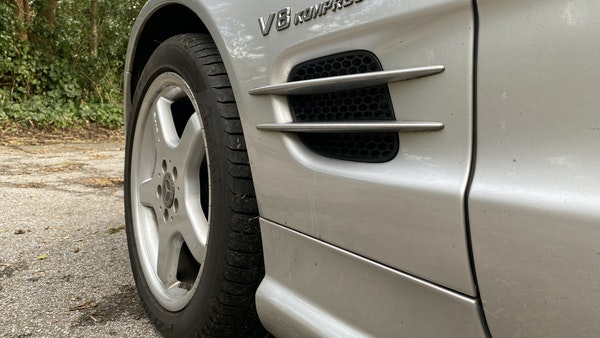 2002 Mercedes Benz SL55 AMG For Sale (picture 73 of 170)