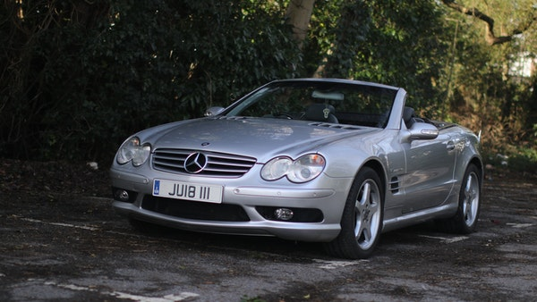 2002 Mercedes Benz SL55 AMG For Sale (picture 8 of 170)