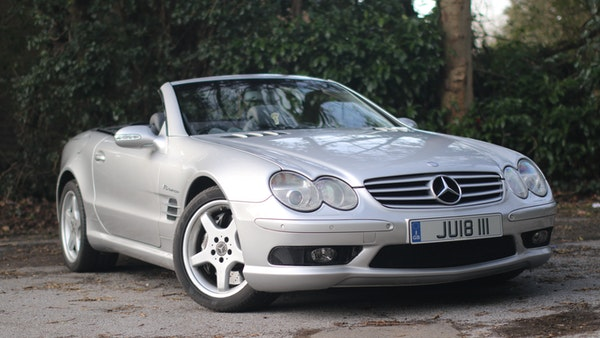 2002 Mercedes Benz SL55 AMG For Sale (picture 1 of 170)