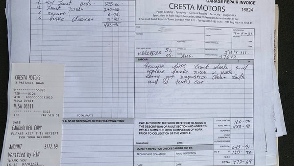 2002 Mercedes Benz SL55 AMG For Sale (picture 127 of 170)