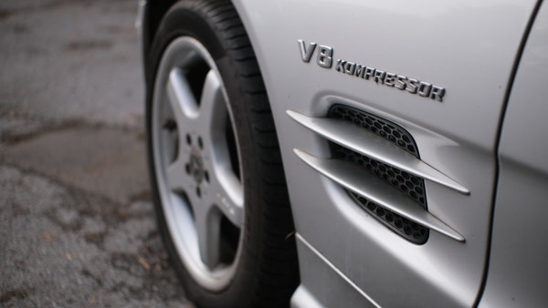 2002 Mercedes Benz SL55 AMG For Sale (picture 59 of 170)