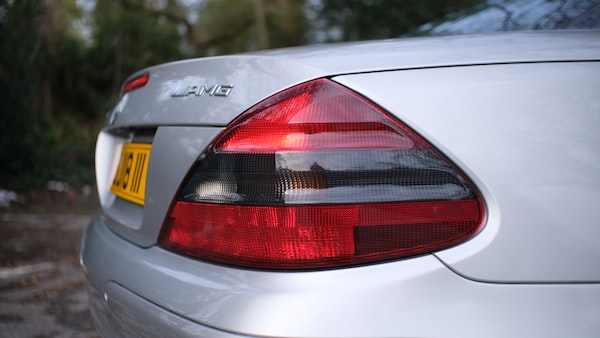 2002 Mercedes Benz SL55 AMG For Sale (picture 63 of 170)